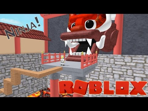 Roblox / Training to be a Master Ninja / Roblox Obby / Gamer Chad Plays
