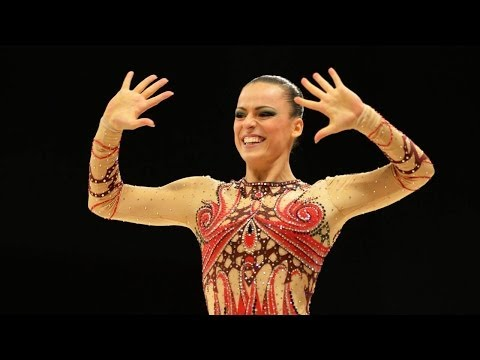 2014 AEROBIC GYMNASTICS WORLD CHAMPIONSHIPS DAY1