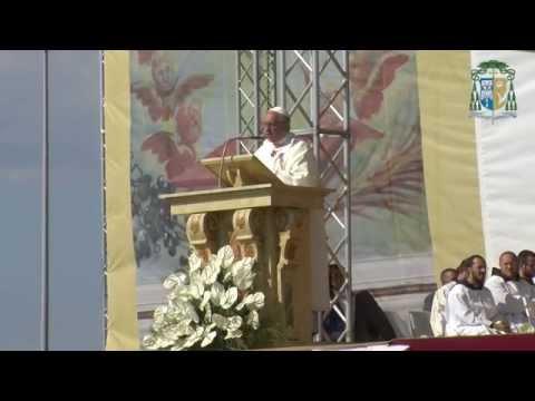 Papa Francesco e la scomunica ai mafiosi