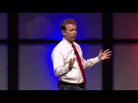 Sen. Rand Paul Addresses the TX GOP Convention - June 6, 2014