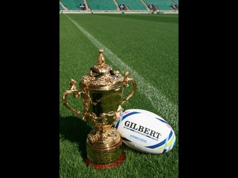 England Rugby World Cup 2015 Gilbert Rugby Ball  | Rugby Video Highlights