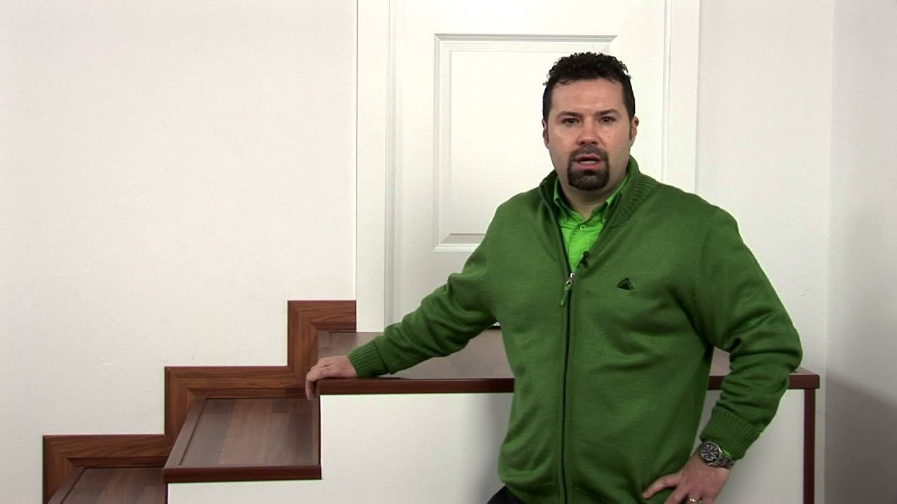 c mo instalar una barandilla leroy merlin youtube. Black Bedroom Furniture Sets. Home Design Ideas