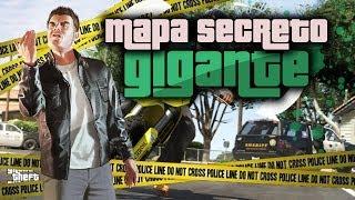 GTA V Online - Mapa Secreto ENORME!! Pisos 53 - 47 Localización oculta