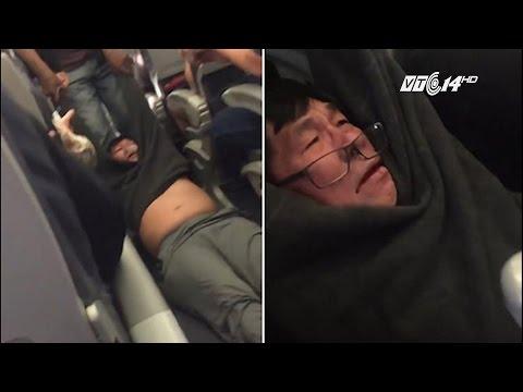(VTC14)_Lôi xềnh xệch bác sĩ gốc Việt khỏi máy bay, United Airlines mất trắng 1,4 tỷ USD