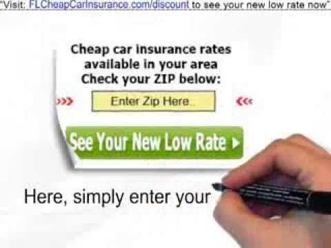 Original Auto Insurance Quotes Florida  Save 10039s On Auto