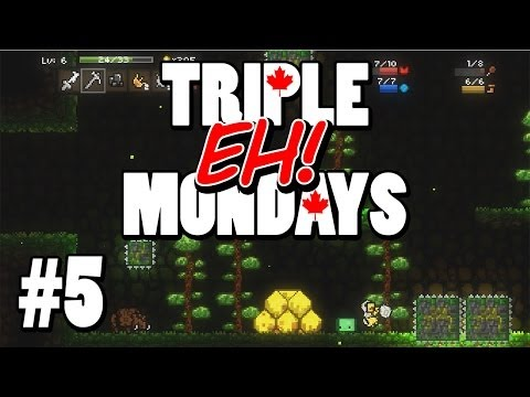 Twitter Questions (Triple Eh Mondays #5)