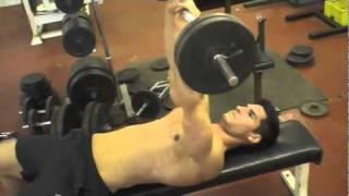 Culturismo Natural [ Jaime Gym Circuito ] Bodybuilder