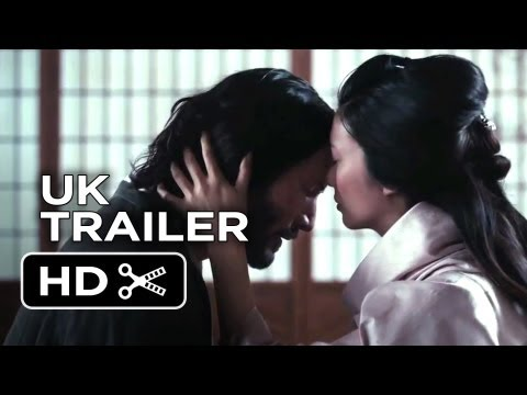 47 Ronin UK Trailer (2013) - Keanu Reeves Movie HD