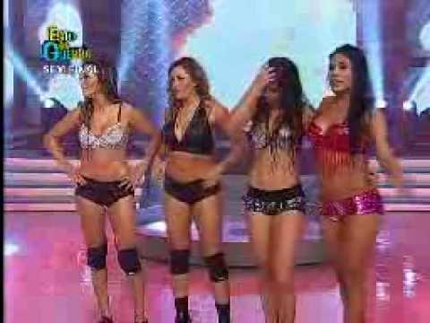 Desafío de baile hot 25 3
