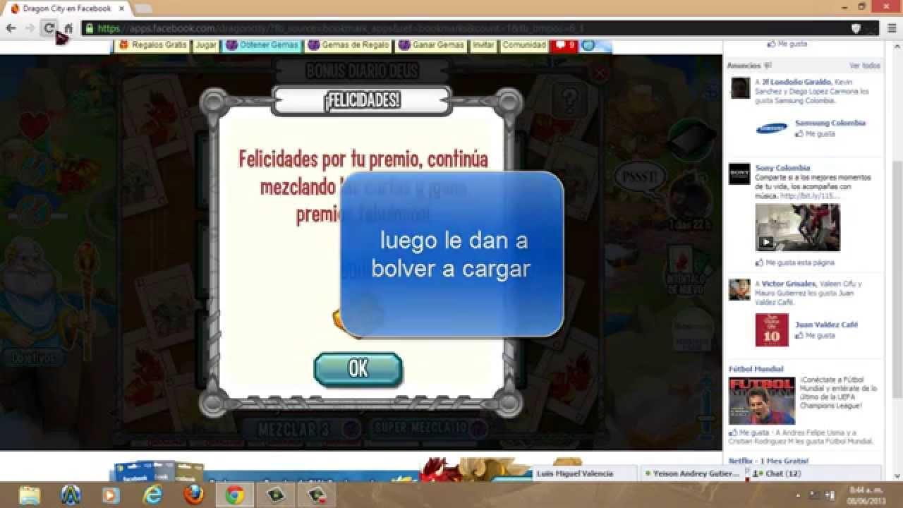 Como Ganar Gema En Dragon Gity  Apps Directories