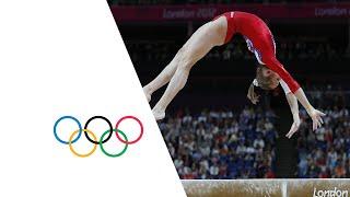 Gymnastics Artistic Women's Qualification Highlights - London 2012 Olympics