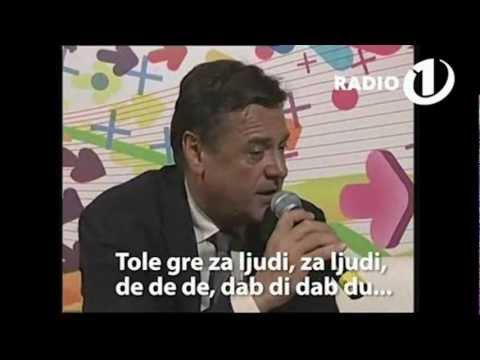 Zoki - Za ljudi za ljudi [Radio 1] [HD]