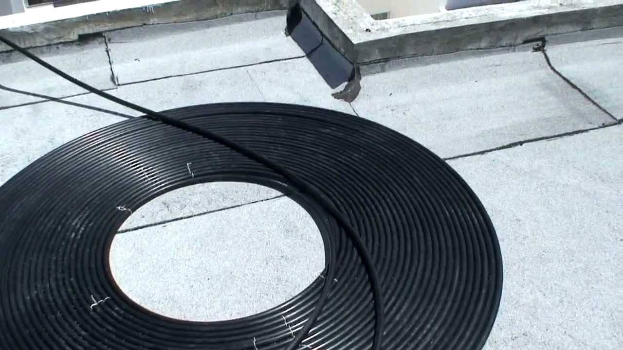Calentador solar de agua hecho en casa diy youtube for Calentador solar piscina