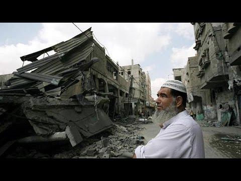 Το euronews στους δρόμους της Γάζας