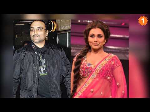 Rani Mukerji Marries Aditya Chopra Secretly!!