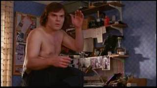 Parodi Spiderman diperankan oleh Jack Black, Benar - benar mengocok perut