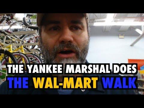 The Wal-Mart Walk (New Carry Gun)