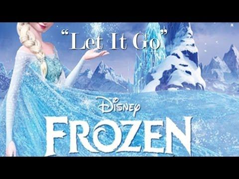Oscar winner Let it Go - Best song 2014 Academy Awards, Frozen, Idina Menzel