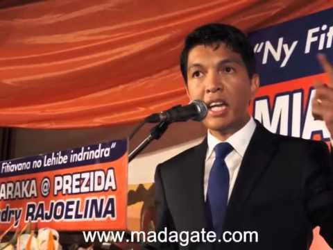Andry Rajoelina & MAPAR