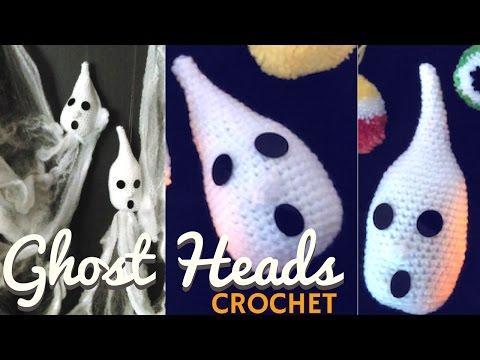 Crochet Ghost- Easy Halloween Crochet