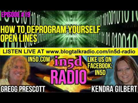 In5D Radio - How To Deprogram Yourself - Episode 19
