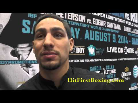 Danny Garcia Interview: Confesses to his Ego Getting Too Big
