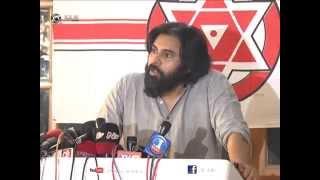 Pawan Kalyan Political Press Meet