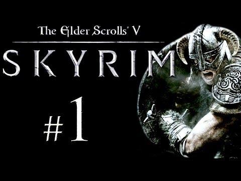 Guia The Elder Scrolls V: Skyrim - Parte 1 - ASI COMIENZA TODO (Gameplay/Comentario)