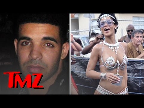 Rihanna and Drake are EXCLUSIVE
