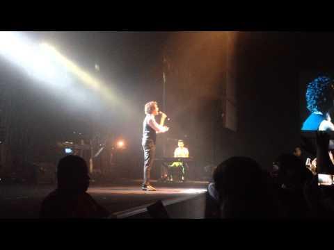 The Voice Tour SP - Sam Alves - When I was your man