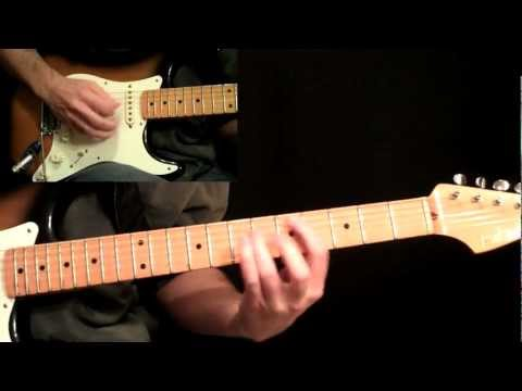 Eric Johnson - Manhattan Up-Close Guitar Performance By Carl Brown
