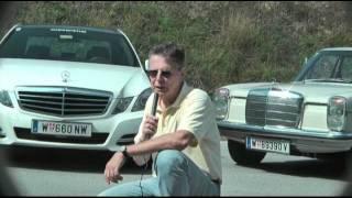 Mercedes 220/8 gegen Mercedes E 220