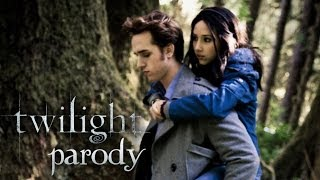 "'Twilight' Parody By ""The Hillywood Show"""