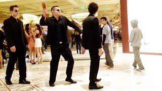 Vegas Mafia Prank