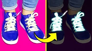 13 INCREDIBLY EASY SHOE HACKS FOR CHILDREN