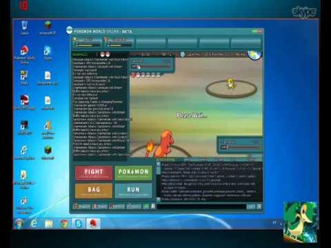 [Pokémon World Online] Estrupador de Brock!!! Ep [2]