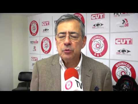 Paulo Henrique Amorim no Sindicato