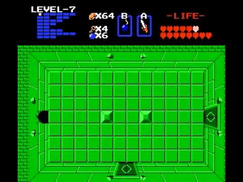 The Legend of Zelda - Legend of Zelda (NES) part 3 - User video