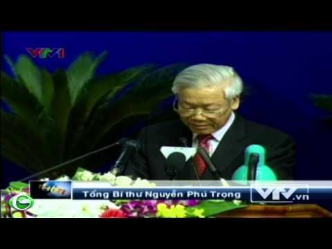 Ông Trương Tấn Sang dự Mít tinh kỷ niệm 50 năm quan hệ ngoại giao Việt-Lào