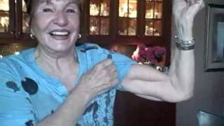 Grandma Joan's Bicep- 77 Years Young