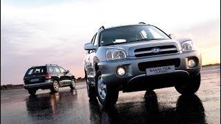 Hyundai Santa Fe Classic 2007 кроссовер