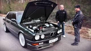 BMW Alpina B7 videos