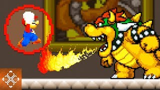 10 Secrets About Mario And Bowser That The Game Will NEVER Show