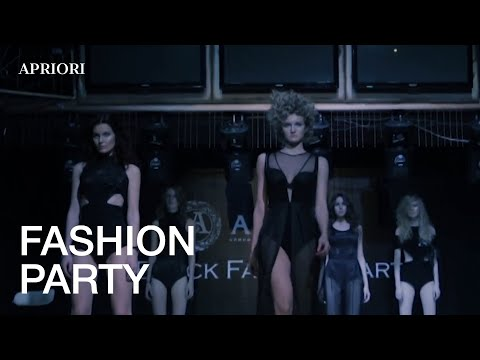 APRIORI BLACK FASHION PARTY