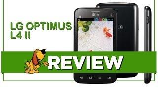 LG Optimus L4 II TV Review