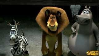 Madagascar 3 مدغشقر