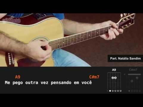 Só Vejo Você - Tânia Mara (aula de violão)