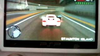 Tunnel SECRET De Gta : Liberty City Stories PSP ! By ICE-T