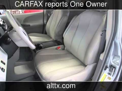 2013 Toyota Sienna  LE Used Cars - Plano,TX - 2014-06-06