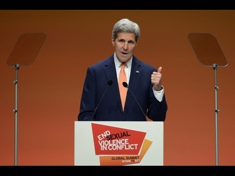US Sec of State John Kerry keynotes Closing Plenary